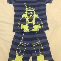 Pijama mergulhador Carter's - 6 anos - Carter`s