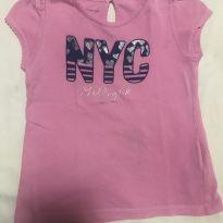 Camiseta NYC Tommy Hilfiger - 4 anos - Tommy Hilfiger