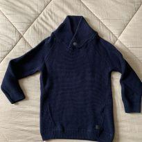 Blusa fio Zara - 6 anos - Zara