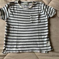 Camiseta listrada Zara - 5 anos - Zara
