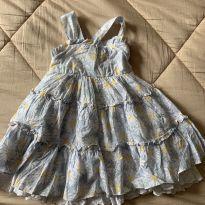 Vestido Margaridas Ralph Lauren - 3 anos - Ralph Lauren