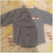camisa fofinha e estilosa kiki - 1 ano - Kiki