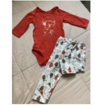 Conjuntinho Tigor - 3 meses - Tigor T.  Tigre e Tigor Baby