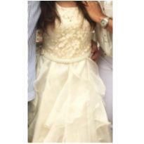 Lindo vestido de festa - 14 anos - Não informada