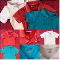 Camisa polo - 3 anos - Polo Ralph Lauren