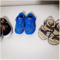 Sapatinhos (três em um) - 20 - Nike e Mimopé