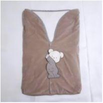 Cobertor tipo saco Ursinho -  - Não informada