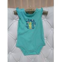 Body Carter`s fundo do mar 12 meses - 9 a 12 meses - Carter`s