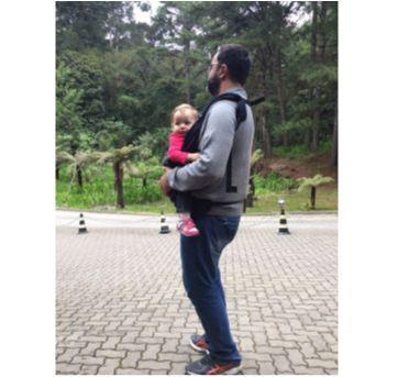 Carregador ergonômico Sampa Sling toddler - Sem faixa etaria - Sampa Sling