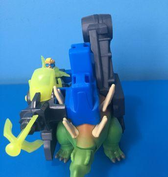 Dinotech Robô Imaginext - Sem faixa etaria - Fisher Price e Imaginext