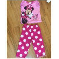 Pijama Minney - Rosa - 3 anos - Disney