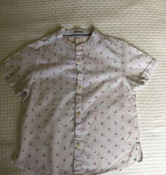 Kit camisas e bermudas - 4 anos - Zara e H&M
