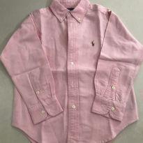 Camisa Polo Ralph Lauren - 4 anos - Ralph Lauren