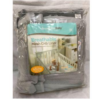 Protetor de berço respirável Breathable Baby - Sem faixa etaria - Breathable Baby