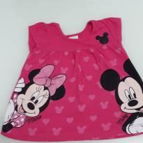 Vestido Minnie - Fofura!!! - 3 meses - Disney baby