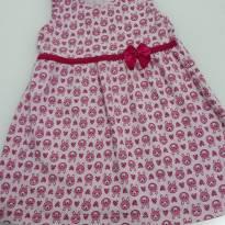 Vestido Rosa Muito Lindo!!!