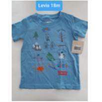 CAMISETA INFANTIL LEVI`S 18M - 18 meses - Levi`s