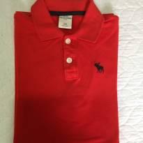 Camisa Polo Abercrombie original - 14 anos - Abercrombie