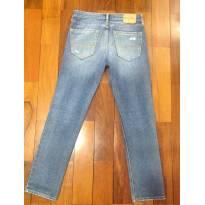 Calça jeans Abercrombie original - 14 anos - Abercrombie