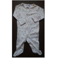 Macacão RN bichinhos super macio - Recém Nascido - Baby Cottons