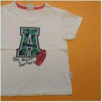 Camiseta A surfers - 1 ano - Alakazoo!