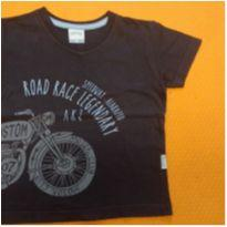 Camiseta road race - 1 ano - Alakazoo!