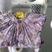 Bolerinho colorido - 6 a 9 meses - Lilica Ripilica Baby e Lilica Ripilica