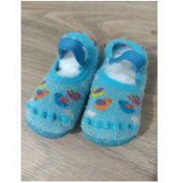 Sapatilha antiderrapante Lupo baby Pantutti - 9 a 12 meses - Lupo