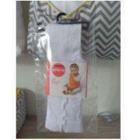Meia calça branca - Único - Selene