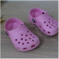 Crocs Rosa - 19 - Crocs