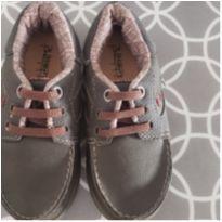Sapato mocassim infantil n 23 - 23 - Sem marca