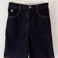 Bermuda jeans Roca Wear tam 4 (usa com 4 ou 5 anos)