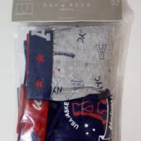 Kit 2 cuecas boxer Zara tam 3-4 anos. NOVO