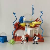 Estaçao espacial imaginext fisher price