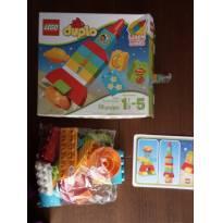 Lego Duplo Meu Primeiro Foguete 1 1/2 a 5 anos