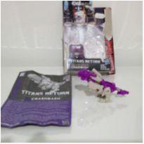 Transformer pequeno Titas Return Crashbash -  - Hasbro