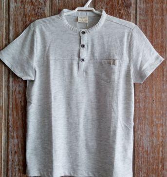 NOVA - Camiseta Zara boys tam 6 (serve antes) - 5 anos - Zara