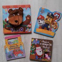 Kit de livros infantis -  - Variadas