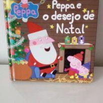 Livro Peppa e o desejo de Natal -  - Editora Salamandra