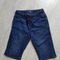 Bermuda jeans Gap Tam 8/9 (serve 6 anos) - 7 anos - Gap Kids