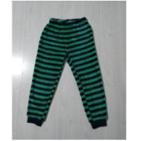 Calça pijama em microfleece Tam 9/10 renner - 7 anos - Renner