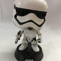 FUNKO POP FIRST ORDER STORMTROOPER STAR WARS VII n66 -  - Não informada