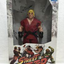 Action figure Street Fighter Ken  30 cm -  - Não informada