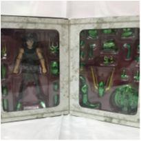 Action Figure Shiryu Dragão Bandai 15 cm -  - Não informada