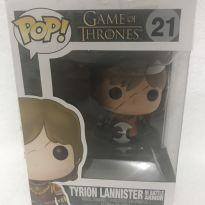 Action figure Funko Tyrion Lannister 21 Game of Thrones -  - Não informada