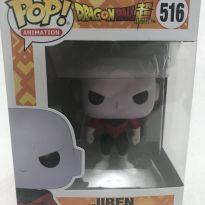 Funko Pop Jiren 516 Dragon Ball -  - Não informada