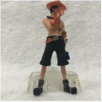Action Figure Portgas D. Ace 9 cm One Piece -  - Não informada