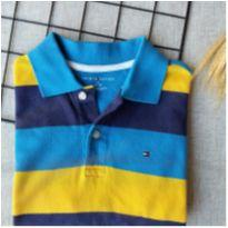 Camisa Tommy - 9 anos - Tommy Hilfiger