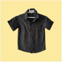 Camisa social manga curta Bento para C&A - 4 anos - Bento