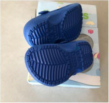 Crocs baby azul - 16 - Crocs